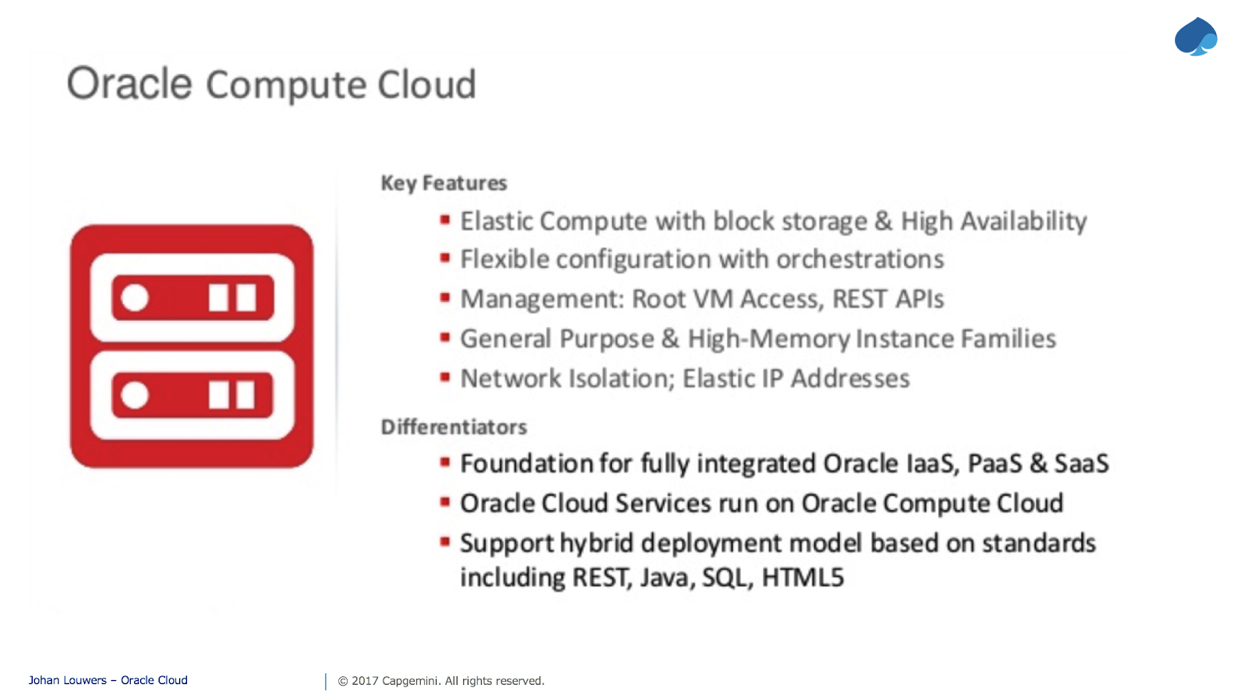 Oracle Cloud Native – deploying scalable isolated functions