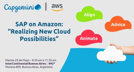 "SAP on Amazon: ""Realizing New Cloud Possibilities"""