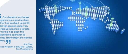 Global Service Desk