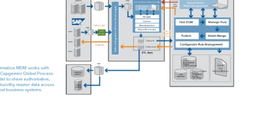 Master Data Management Solution for Manufacturing and Consumer Packaged Goods