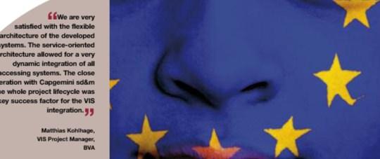 German Federal Government Integrates European Visa Information System (VIS)