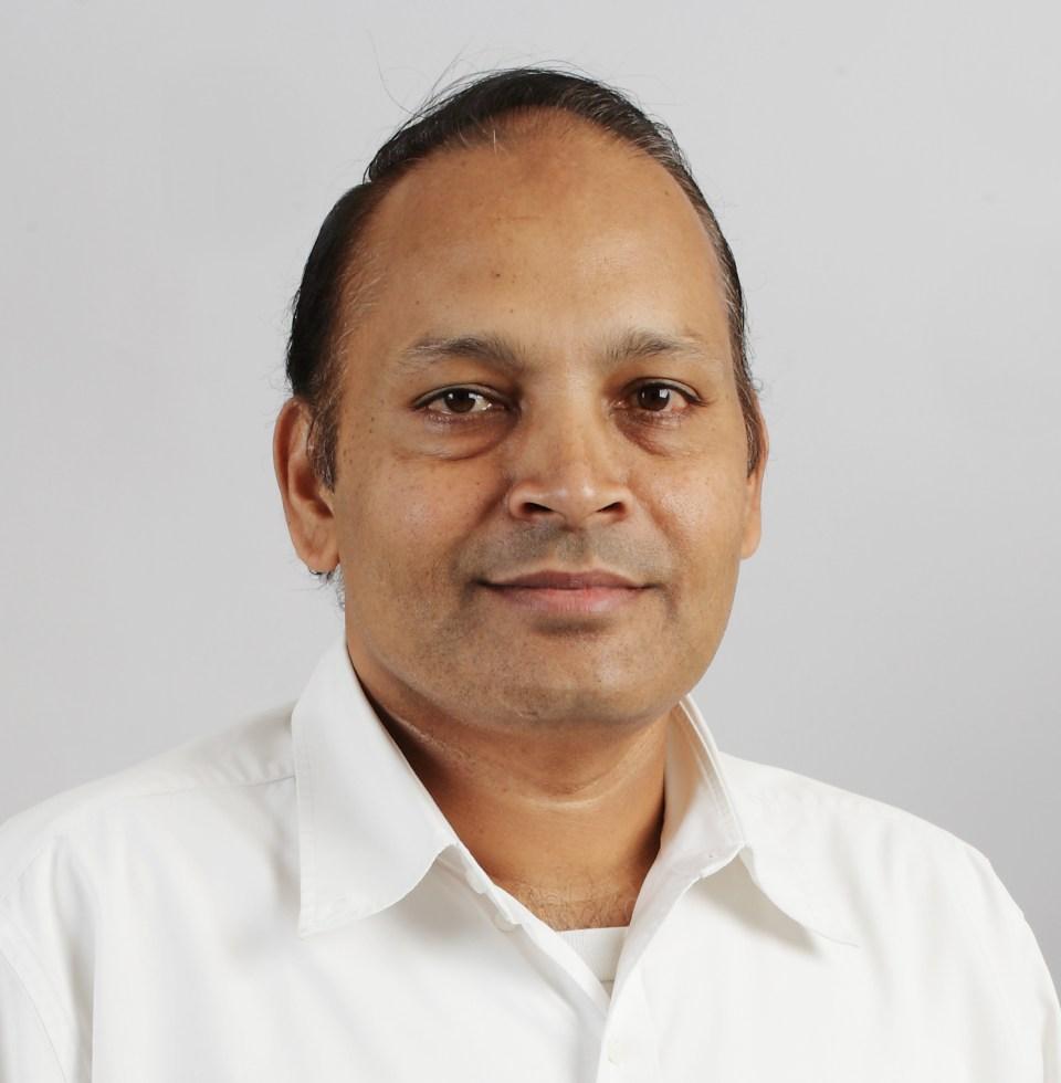 Suresh Ramakrishnan