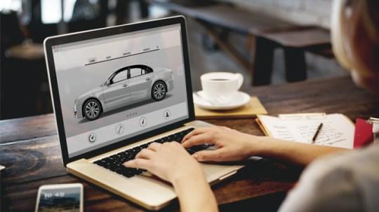 Online Automotive Retail – Customer desire for digital…