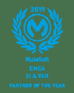 Capgemini named MuleSoft EMEA SI & VAR Partner of the year