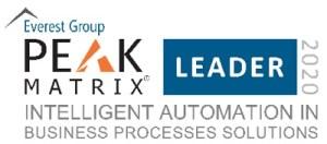 PEAK Matrix Leader Award 2020