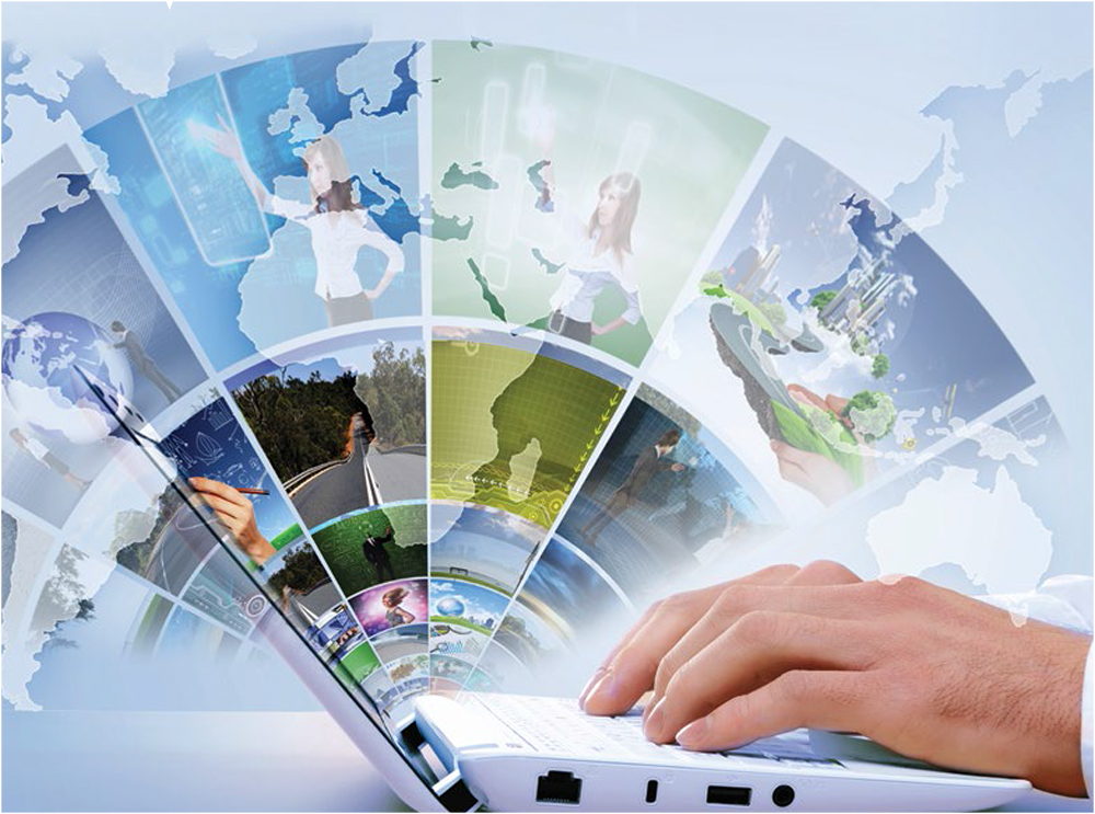 electrinic and digital media paper Electronic media is more advanced and environment friendly than the print media it reduces the use of paper and more trees are saved it is one of the faster medium to get the information and publish it.