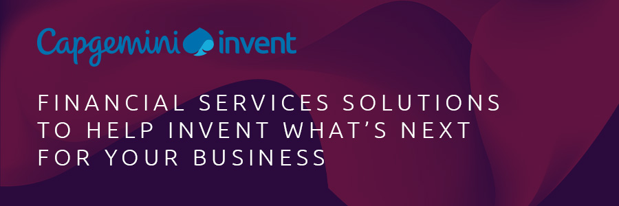 Capgemini Invent Financial Services