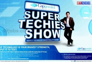 Super Techies 竞赛再度掀起热潮