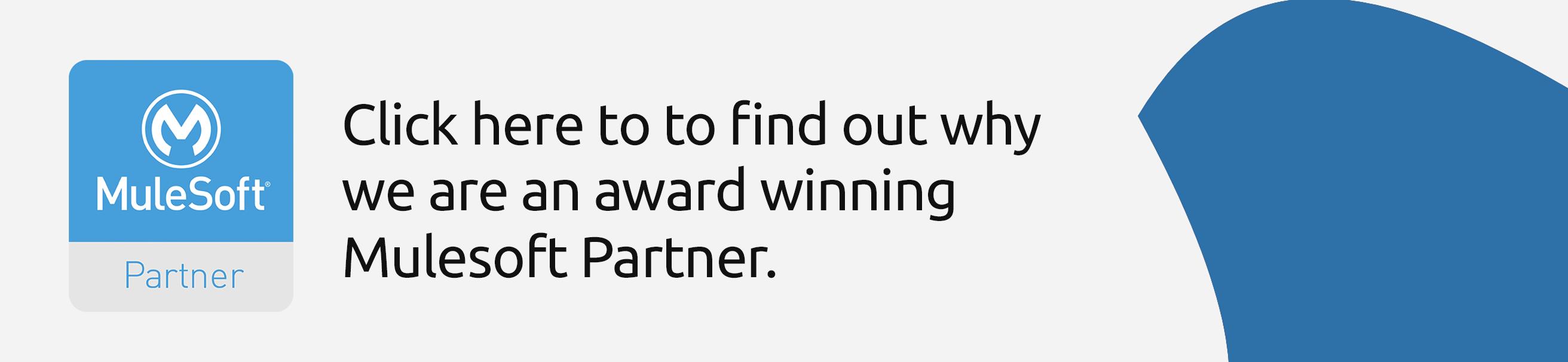 Capgemini named MuleSoft partner of the year