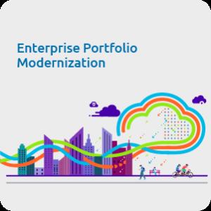 Enterprise portfolio modernization