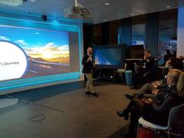 Capgemini Consulting meets Uber & Co: Future Mobility Symposium