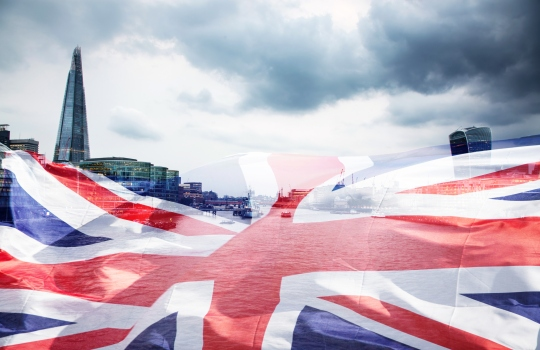 The architecture of Brexit – how the enterprise domain architecture helps banks to cope with Brexit