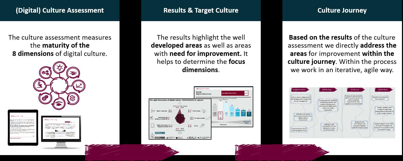 Figure 2 Digital culture transformation journey