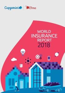 World Insurance Report 2018 cover