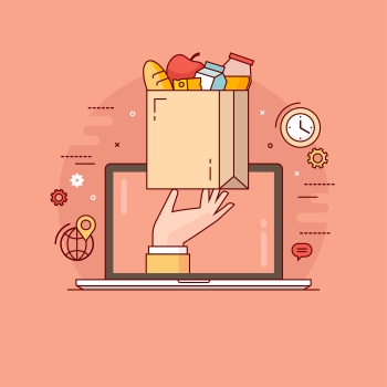 Food and e-commerce; a complicated and expensive relationship