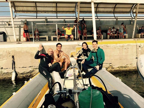 Diving and consulting – how my consulting experience helped me underwater