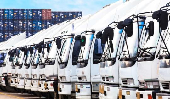 De transportmarkt monitor