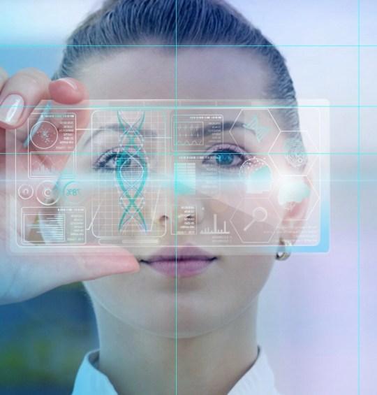 De vijf zintuigen van artificiële intelligentie