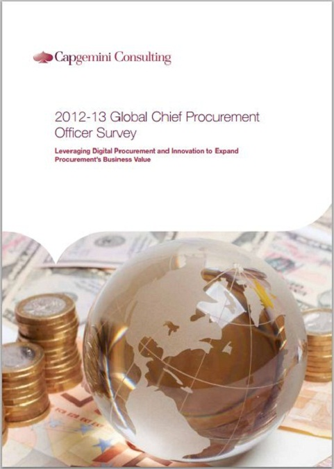 Global Chief Procurement Officer Survey 2015-2016