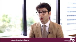 Jean-Baptiste Perrin is the face of Capgemini Consulting