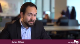 Julien Giffard is the face of Capgemini Consulting