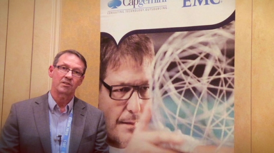 Capgemini Storage Resource Optimization Delivers best-fit Resources for Enterprise Apps at Low Cost