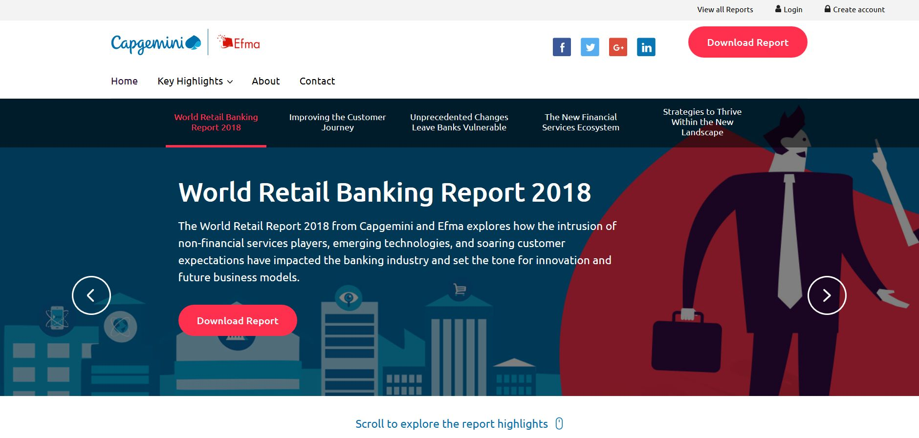 World Retail Banking Report