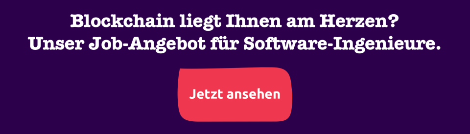 Blockchain Software-Ingenieur