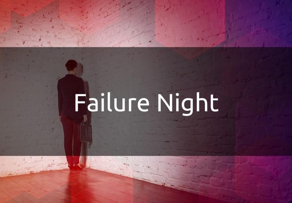 Recruiting Event - Failure Night