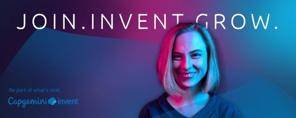 Be part of what's next - Capgemini Invent