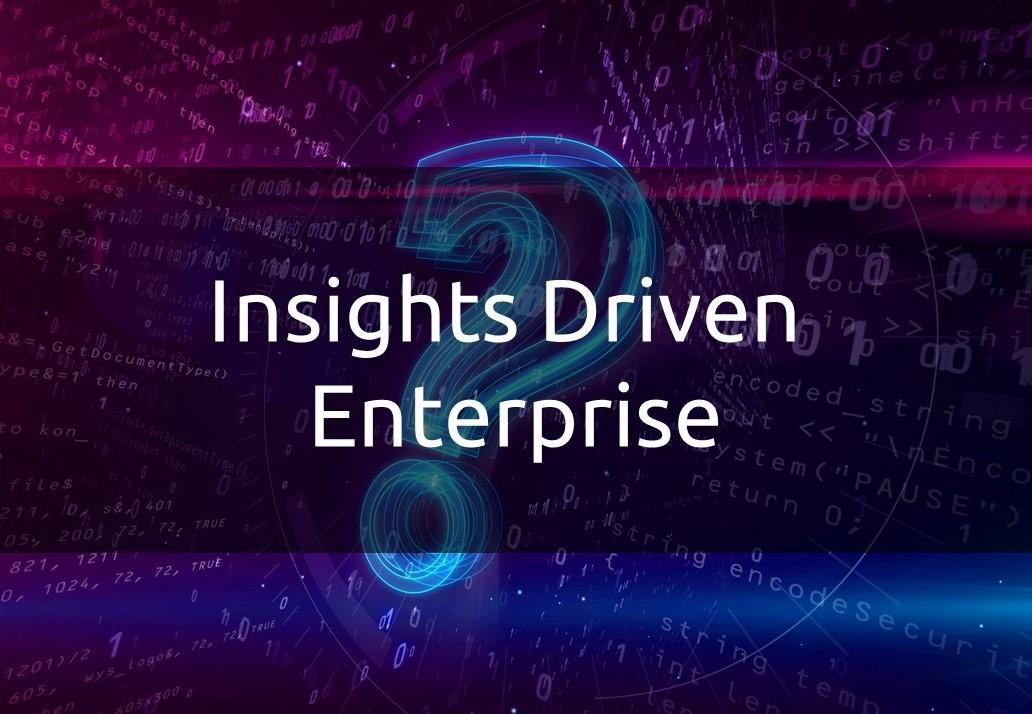 Unit Insights Driven Enterprise