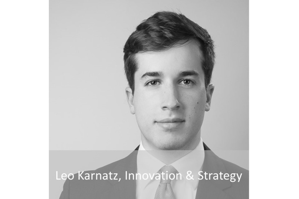 Leo Karnatz, Innovation & Strategy