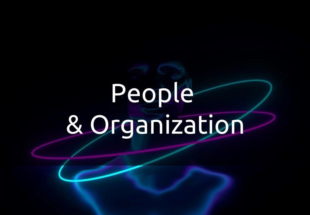 Unit People & Organization