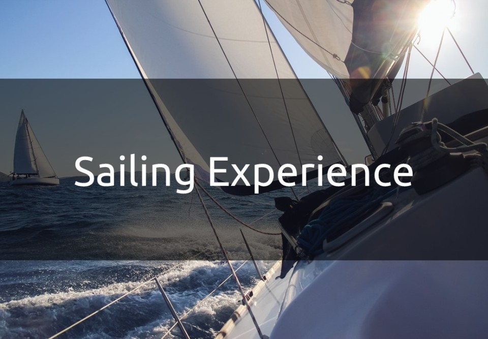 Recruiting Event - Sailing Experience