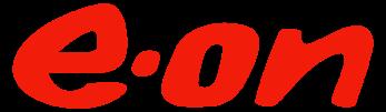 E.ON verfolgt eine digitale Zukunft - Logo