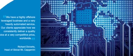 Capgemini Remote Infrastructure Management