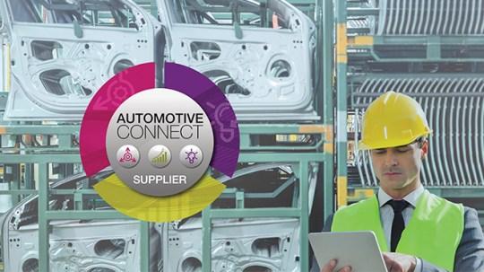 AutomotiveConnect: Supplier