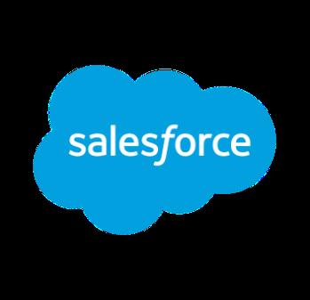 Salesforce partner page