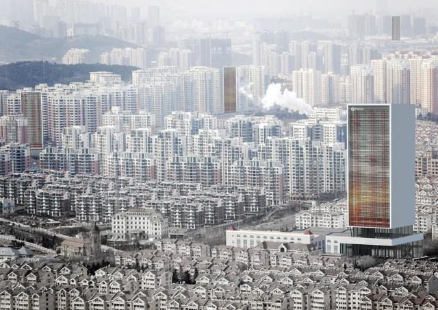 Vertical Farming - Shift Architecture Urbanism 2013