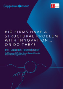 MIT Research Report