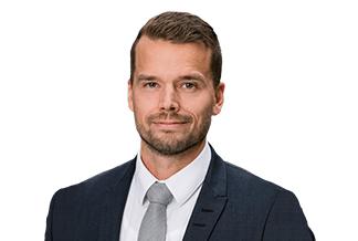 Robin Sundqvist, Senior Manager, Operations Transformation