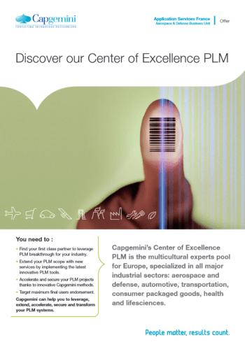 Centre d'excellence PLM