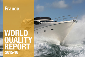 World Quality Report 2015-16 : France