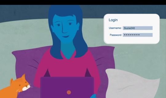 Social login: Identity as a service