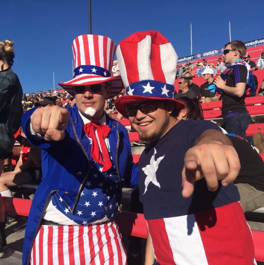World Rugby Sevens – Galerie photos
