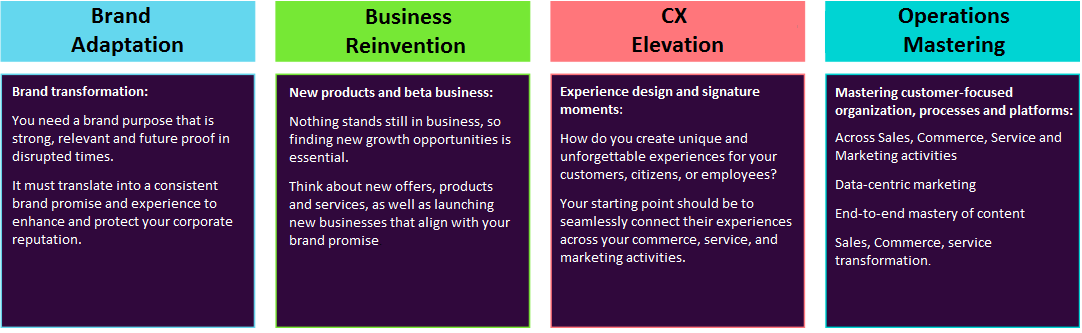 Brand & Experience