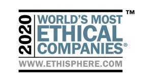 Worlds Most Ethical Compagnies 2020