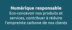 RSE Pave Numérique Responsable