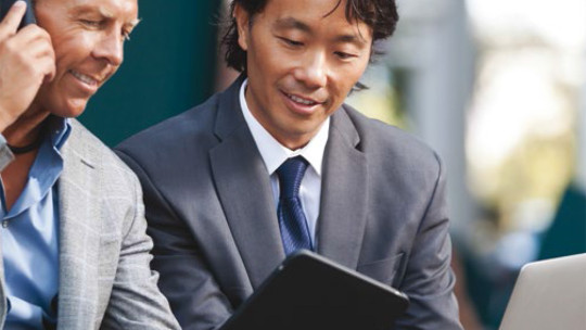 Uniting carrier and agent to deliver seamless customer experience