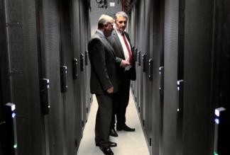 Merlin Data Centre: Blueprint for Data Centre Efficiency